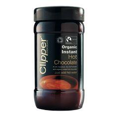 Clipper Organic Fairtrade Instant Hot Chocolate (400g)