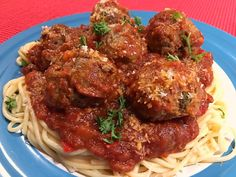 Italian Meatballs #meatball #Italian food #pasta #Italian #easy recipe #italian cuisine #Italian recipe #pork beef recipe #justapinchrecipes Italian Recipes, New Recipes, Italian Dishes, Favorite Recipes, Italian Meatballs, Sprout Recipes, Healthy Menu, Meatball Recipes, Hamburger Recipes