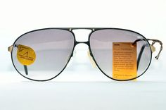 Vintage sunglasses, Aviator style