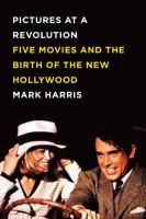 [Explores] the epic human drama behind the making of the five movies nominated for Best Picture in 1967-Guess Who's Coming to Dinner, The Graduate, In the Heat of the Night, Doctor Doolittle, and Bonnie and Clyde-and through them, the larger story of the cultural revolution that transformed. - See more at: http://www.buffalolib.org/vufind/Record/1703918#sthash.6XWKbyqM.dpuf