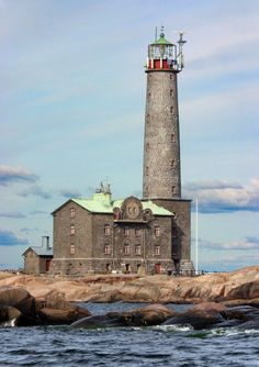 Bengtskär lighthouse -Finland