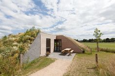 Earth House in Heeten, Netherlands. Always wanted to sleep in a real earth house…