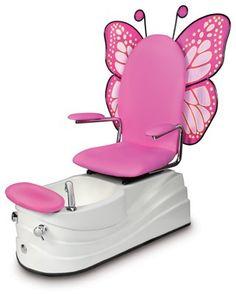 Children's Pedicure Unit | Salon and Spa Furniture at Standish Salon Goods