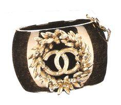 Chanel Jewelry found in Elle Magazine.