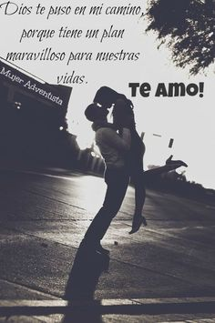 Love the pic me n u. But baby what does it say? Amor Quotes, Love Quotes, Inspirational Quotes, Love Phrases, Love Images, Love Messages, Real Love, Spanish Quotes, Plans