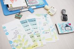 My 2015 Planner Setup Video + Prepping March Kit