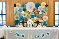 ami | lifestyle*art*photography - wedding pinwheel backdrop