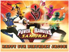 Power Rangers must master the ancient Samurai Bow to defeat the dark forces of the Netherworld ! Go go Samurai. Power Rangers Samurai, Power Rangers Dino, Edible Cake Toppers, Birthday Cake Toppers, Wallpaper Magazine, Iphone Wallpaper, Wallpapers Android, Movie Wallpapers, Desktop Backgrounds