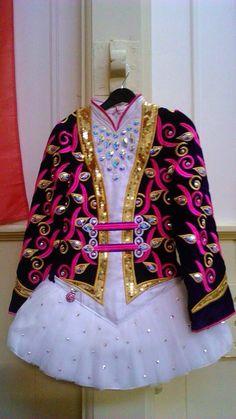 Irish Dance Solo Dress Costume