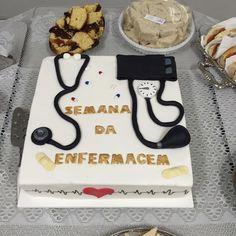 Homenagem a Enfermagem na minha faculdade!!! 18/05/16.