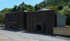 Shelters for Roman Archaeological Site, Chur, Switzerland.