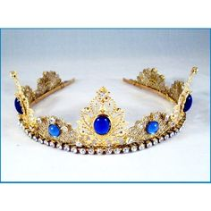 Renaissance Crown, , Medieval Crown, Renaissance Jewelry, Tudor Crown,... (96 CAD) ❤ liked on Polyvore featuring medieval and tiara