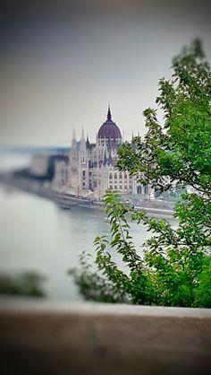 Parlamento.  Budapest