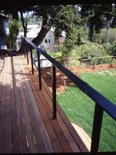idée rambarde terrasse ?