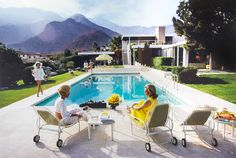 Slim Aarons Photographer of the Stars Slim Aarons i spy by blyei