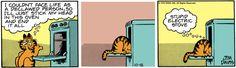 Garfield Classics Comic Strip, October 19, 2016     on GoComics.com