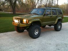 1998 Jeep Cherokee $8,500 Or best offer - 100308245   Custom Lifted Truck Classifieds   Lifted Truck Sales