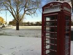 Twickenham Green - snow 2010