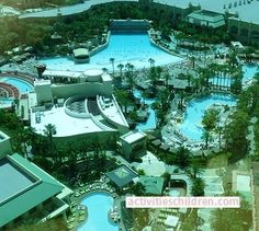 Mandalay Bay Resort Review - a perfect resort for families with kids