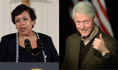 Two days after AG Lynch meets with Bill Clinton, DoJ makes STUNNING move... - Allen B. West - AllenBWest.com