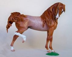 custom roan breyer