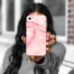 See this Instagram photo by @velvetcaviar • 8,463 likes velvetcaviarPink Streak feels today available for iPhone 5, 6, 6+, 7 & 7+ link is in our bio #velvetcaviar  @velvetcaviar 's custom marble cases are soft, high grade flexible material. Protects your phone from all sides, access to all ports! Features a front raised lip, no more cracked screens! Same day & super fast shipping. velvetcaviar.com