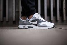 Nike Tavas. White and cool grey.