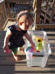 40 ways to keep a toddler busy