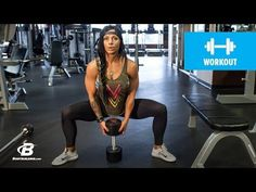 Ashley Horner's Stronger-Legs Workout