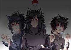 NARUTOろぐ [6] Izuna Uchiha, Sasunaru, Itachi, Boruto, Naruto Funny, Anime Naruto, Anime Guys, Reborn Katekyo Hitman, Hitman Reborn