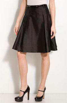 kate spade new york 'louella' silk skirt   Nordstrom - StyleSays