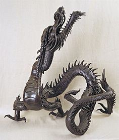 Japanese_Coiling Dragon