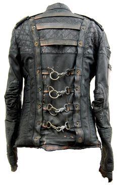 Back of our Bladerunner jacket #fashion