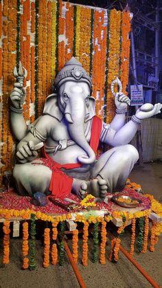 Ganesh, the elephant god