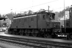 Swiss Railways, Electric Locomotive, Train, Europe, Pictures, Strollers