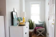 How to Paint Interiors 101 | The Everygirl