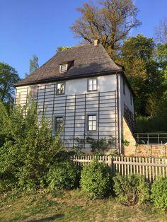 Weimar, Goethes Gartenhaus an der Ilm