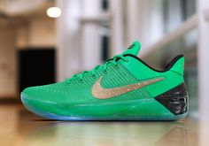 #sneakers #news Isaiah Thomas To Wear Nike Kobe AD For All-Star Skills Challenge