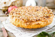 Hmm, der Herbst ist doch einfach köstlich! Ihr mögt Äpfel und Walnüssen?! Dann müsst ihr diesen Apfel-Walnuss Kuchen unbedingt probieren.