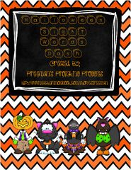 Halloween Sight Words Dash Giveaway - Enter for you chance to win this fun Halloween sight words game!.  A GIVEAWAY promotion for Halloween Sight Words Dash from Freeman's Frolicking Froggies on TeachersNotebook.com (ends on 10-24-2015)