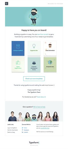 Email Newsletter Examples, Business Email Templates Sample \u2026 Email