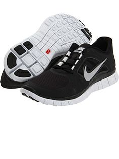 low priced cb580 0d3c6 Free Run+ 3 by Nike Black Running Shoes, Free Running Shoes, Running  Sneakers,