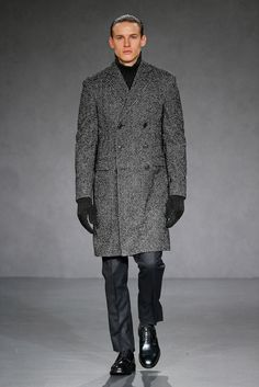 Gieves & Hawkes Fall 2015 Menswear