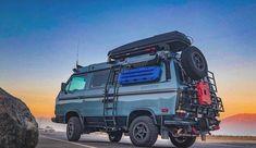 All variants of the Volkswagen - or Vanagon, Kombi, Transporter, Caravelle, Microbus. Volkswagen Westfalia Campers, Vw T3 Camper, Vw Bus T3, Camper Van Life, Vw Vanagon, Volkswagen Transporter, Off Road Camper, Transporter T3, Landrover