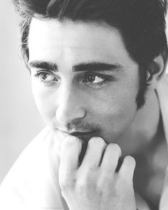 Lee Pace. He'll always be the Pie Maker to me. I miss you Ned.