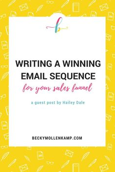 How to Write an automated email sequence to create a passive income stream (onli - Email Marketing - Start your email marketing Now. - How to Write an automated email sequence to create a passive income stream (online teachers) E-mail Marketing, Marketing Website, Email Marketing Design, Email Marketing Strategy, Email Design, Business Marketing, Content Marketing, Business Tips, Online Business