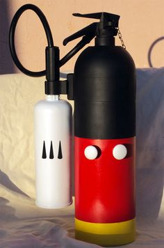 Mickey Mouse Fire Extinguisher