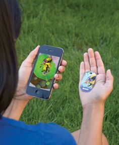 Tips on how to download the free app.... Wouldn't it be cool if your kids showed up already friends with all the weird animals at this year's VBS camp?!