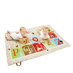 Infant Toddler Baby Play Mat Gym Activity Play Mat Cotton Play Mat #Unbranded