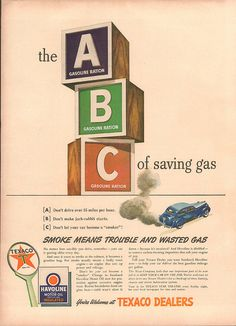 1943 Texaco Dealers WWII Advertisement Life Magazine September 13 1943   Flickr - Photo Sharing!